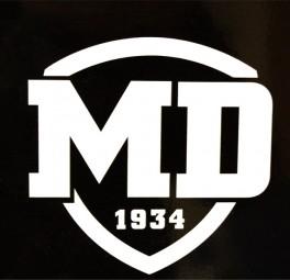 Sticker MD (Aufkleber)